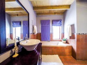 Mont Rouge, Guest houses  Clarens - big - 24