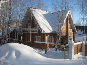 Finskie Cottages, Prázdninové domy  Novoabzakovo - big - 45