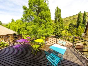 Mont Rouge, Guest houses  Clarens - big - 41