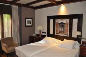 Hotel Ciria, Отели  Бенаске - big - 22