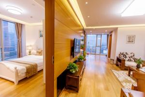 Moon Bay Service Apartment, Hotels  Suzhou - big - 17