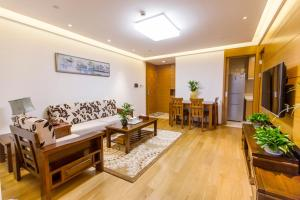 Moon Bay Service Apartment, Hotels  Suzhou - big - 16
