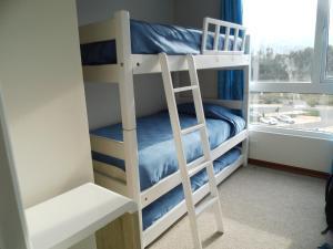 Apartamento Papudo, Апартаменты  Papudo - big - 8