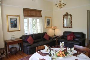 Suite Familiar com 2 Quartos e Pátio