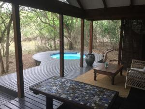 Deluxe Chalet with Plunge Pool