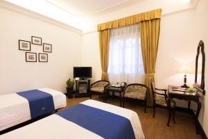Hoa Binh Hotel, Hotely  Hanoj - big - 23