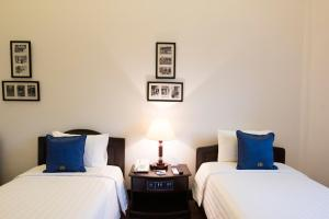 Hoa Binh Hotel, Hotely  Hanoj - big - 26