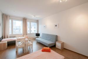 City-Appartements Nordkanalstraße, Apartmány  Hamburg - big - 19