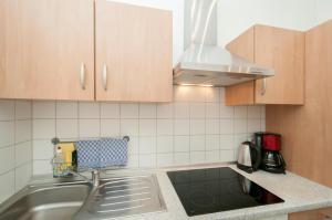 City-Appartements Nordkanalstraße, Apartmány  Hamburg - big - 21