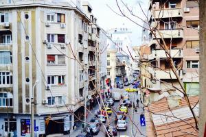 Brezoianu Apartment, Appartamenti  Bucarest - big - 7