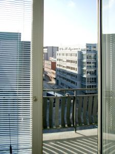 City-Appartements Nordkanalstraße, Apartmány  Hamburg - big - 22