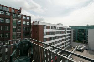 City-Appartements Nordkanalstraße, Apartmány  Hamburg - big - 33