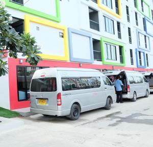 Sunny Residence, Hotely  Lat Krabang - big - 38