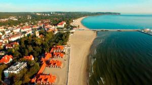 Dom & House - Apartamenty Zacisze, Apartments  Sopot - big - 55