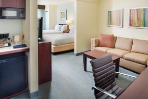 Suite with 2 Double Beds and Sofa Bed