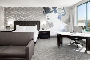 King Corner Room - Executive Floor