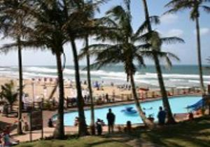 Beach Mansion 9, Apartmanok  Margate - big - 12