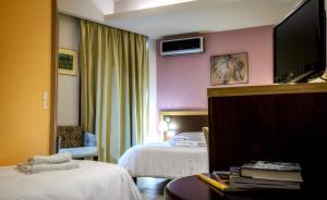 Iraklion Hotel, Hotel  Heraklion - big - 14