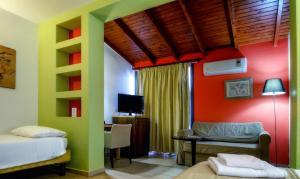 Iraklion Hotel, Hotel  Heraklion - big - 16
