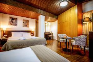 Iraklion Hotel, Hotel  Heraklion - big - 8