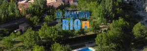 El Molino del Rio Argos, Загородные дома  Benablón - big - 63