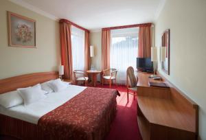 Hotel Bartan Gdansk Seaside, Отели  Гданьск - big - 13