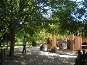 El Molino del Rio Argos, Загородные дома  Benablón - big - 65