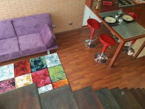 Loft Ejecutivo, Apartmány  Santiago - big - 20