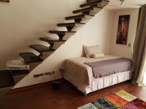 Loft Ejecutivo, Apartmány  Santiago - big - 43