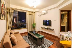 No.1 Apartment, Appartamenti  Chongqing - big - 12