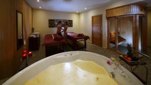 Spa Hotel Ezeri, Hotels  Sigulda - big - 55