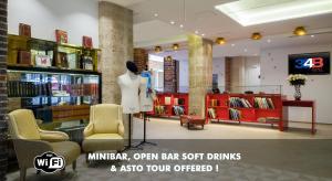 Hotel 34B - Astotel