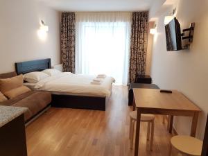 Gudauri Luxe Apartment, Apartmány  Gudauri - big - 49