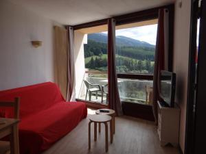 Le Balcon De Villard, Apartmány  Villard-de-Lans - big - 117