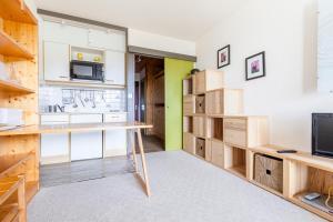 Le Balcon De Villard, Apartmány  Villard-de-Lans - big - 127