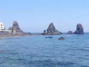Casa Vacanze Un Rifugio Nel Mare, Nyaralók  Aci Castello - big - 22