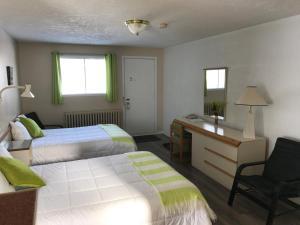 Motel Belle Riviere, Motely  Saint-Jean-sur-Richelieu - big - 23