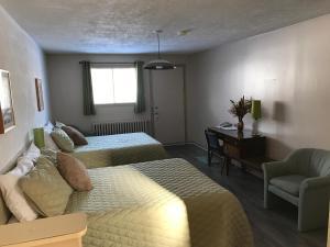 Motel Belle Riviere, Motely  Saint-Jean-sur-Richelieu - big - 38