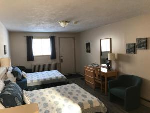 Motel Belle Riviere, Motely  Saint-Jean-sur-Richelieu - big - 41