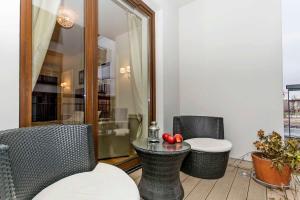 Apartments Szafarnia, Апартаменты  Гданьск - big - 63