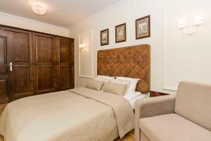 Apartments Szafarnia, Апартаменты  Гданьск - big - 58