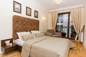 Apartments Szafarnia, Апартаменты  Гданьск - big - 54