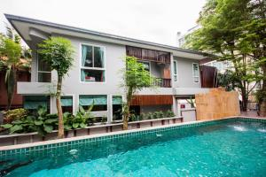 Baan Tamnak, Resorts  Pattaya South - big - 13