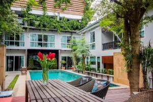 Baan Tamnak, Resorts  Pattaya South - big - 2