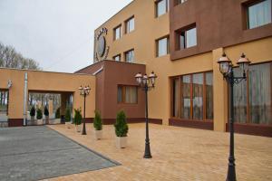 Hotel Hanul de la Rascruce, Hotely  Arad - big - 27