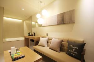 Hotel Yaja Sasang Terminal, Hotels  Busan - big - 36