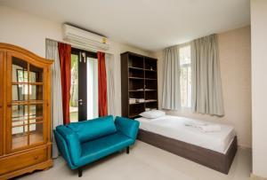 Tamnak Beach House, Ferienhäuser  Na Jomtien - big - 36