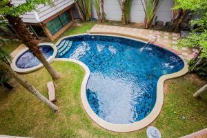 Tamnak Beach House, Ferienhäuser  Na Jomtien - big - 22