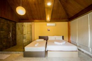 Tamnak Beach House, Ferienhäuser  Na Jomtien - big - 18