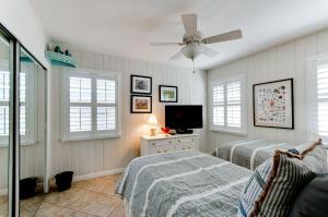 Beach Dream A Two Bedroom Condo-Downstairs, Apartmány  Holmes Beach - big - 16
